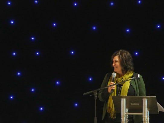 Lynn Carpenter, vice president of marketing for Visit