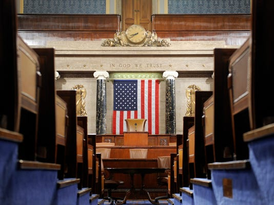 House Chamber AP
