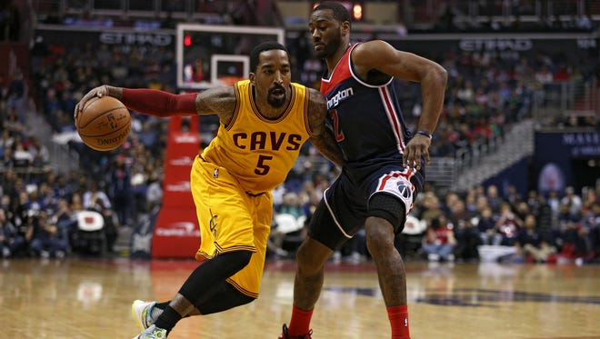 J.R. Smith questioned the effort of some of his Cavalier teammates after Sunday's loss.