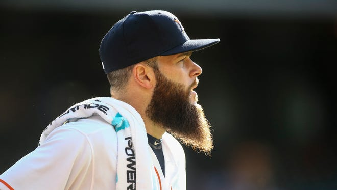 """""""I'd like to see us get somebody who can dominate,"""" says Dallas Keuchel, who with an AL-best 1.67 ERA has been plenty dominant himself."""