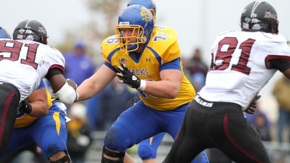 Bryan Witzmann was a two-time All-American at South Dakota State