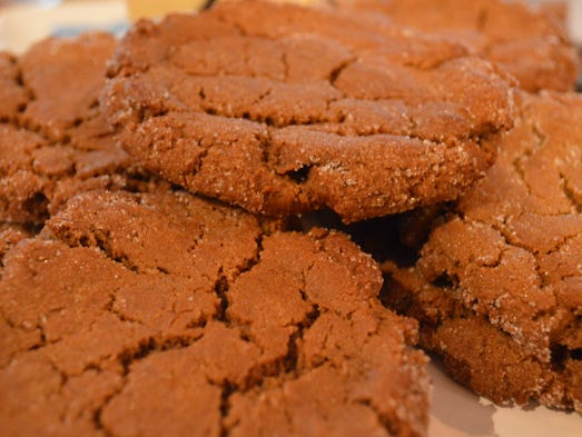 Food is made from scratch with love at sugar flour in greendale a sugar flour molasses spice cookie is 125 mightylinksfo Choice Image