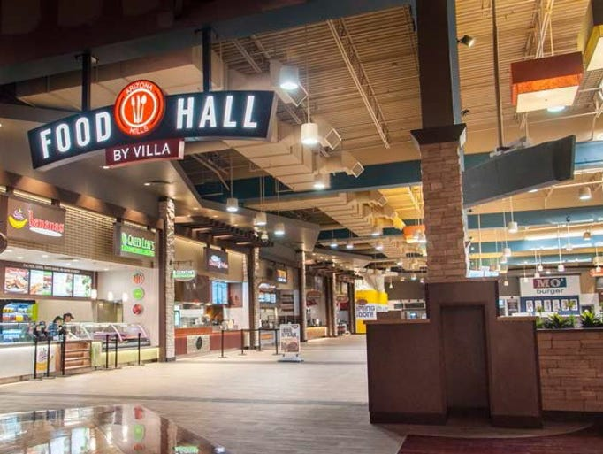 Tucson Outlet Mall Food Court