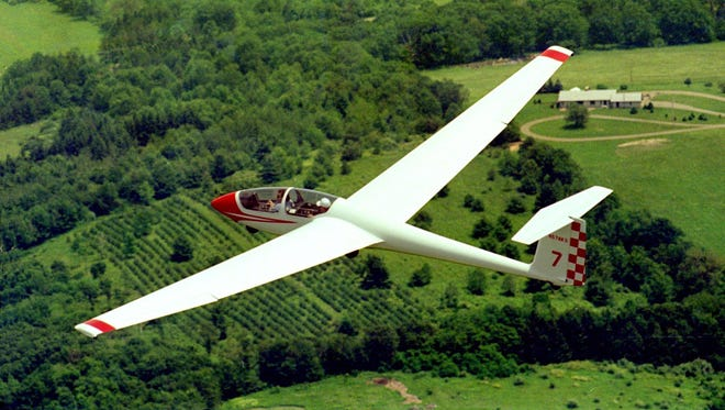 The area's gliding tradition will be among the highlights of an upcoming PBS travel show episode about the Southern Finger Lakes region.