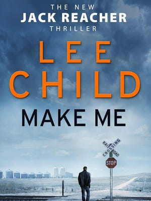 """Make Me' by Lee Child"
