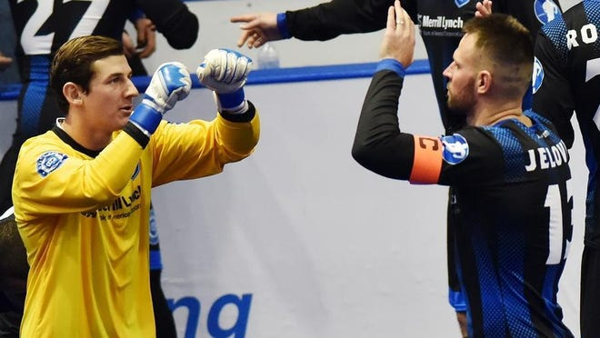 Goalkeeper Andrew Coughlin and captain Bo Jelovac are set to return to Utica City FC for the team's third season after the team announced their re-signings Thursday along with Nate Bourdeau.