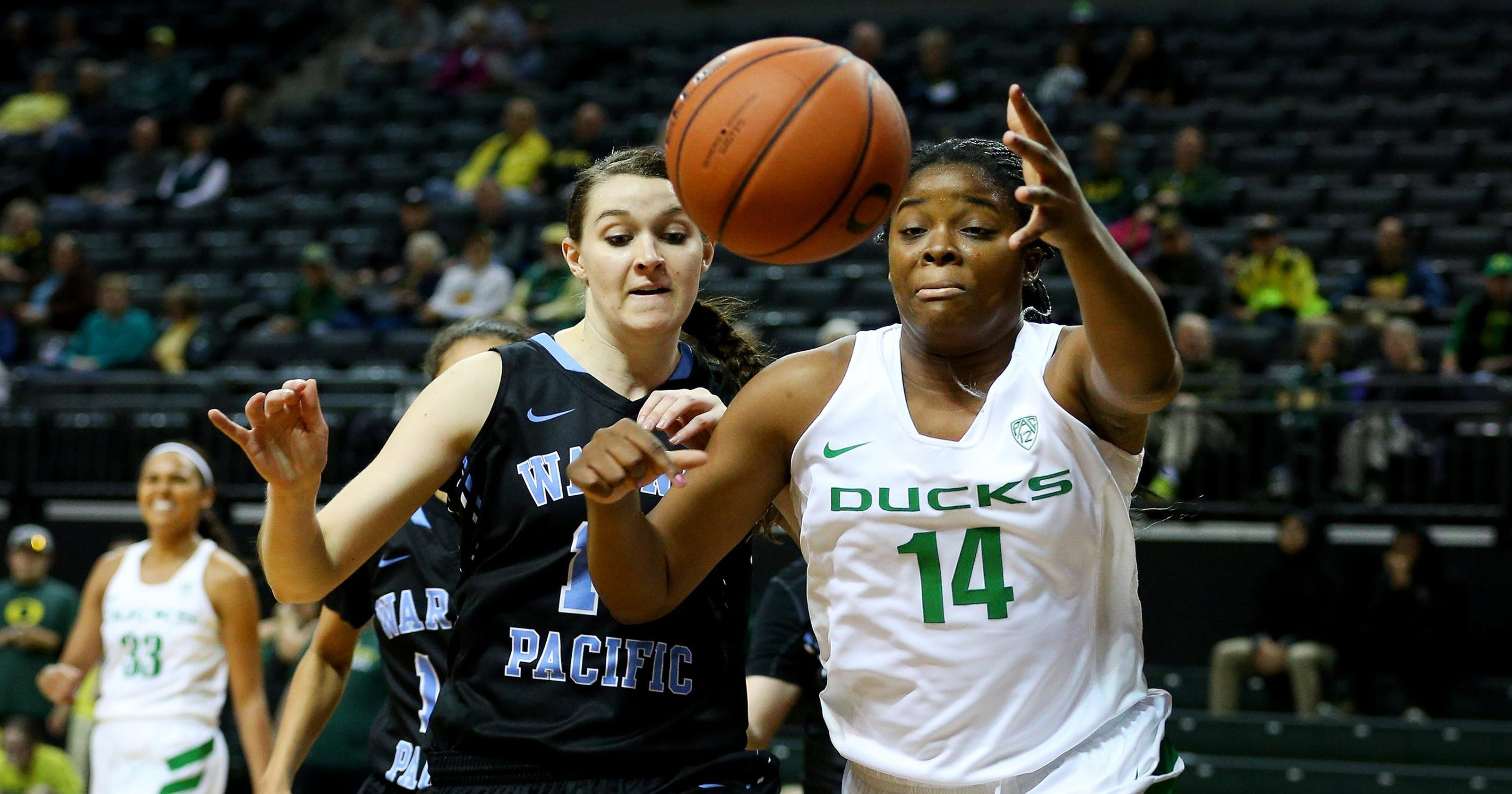 Ducks Womens Hoops Hope To Keep Moving In Right Direction