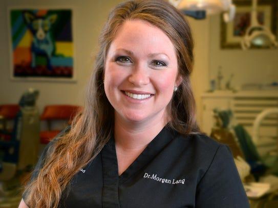Dr. Morgan Trahant Lang is an orthodontist at Lang