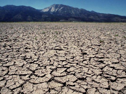 drought d newton