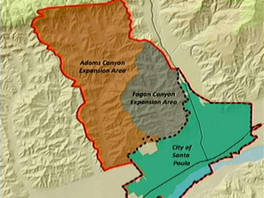 Santa Paula Land Use