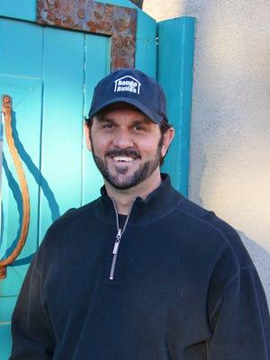 Nate Baudo, owner of Baudo Builds of Ruidoso.