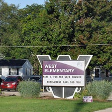 West Elementary School in Wyoming, Mich.