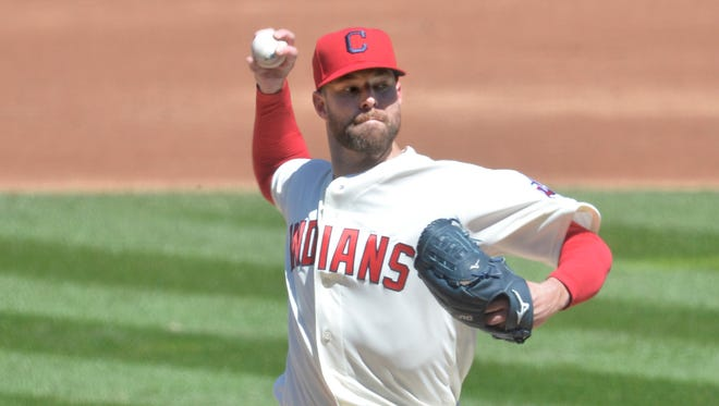 Corey Kluber is 3-1 with a 2.17 ERA in June.