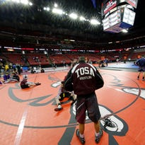 Nine local wrestlers to compete for state wrestling titles