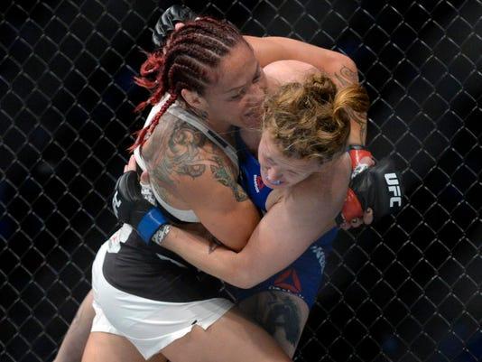 USP MMA: UFC 214-CYBORG VS EVINGER S OTH USA CA