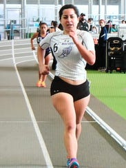 New Rochelle's Audrey Fox sets a personal record in