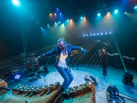 The Earth Harp, which was hugely popular during the