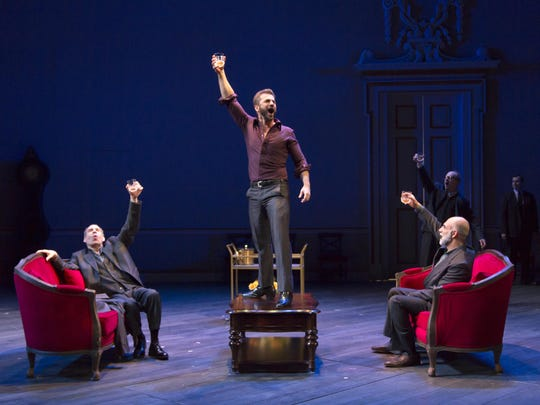 """""""Oslo"""" received seven Tony nominations, including best"""