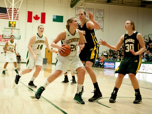 UMBC vs. Vermont Women's Basketball