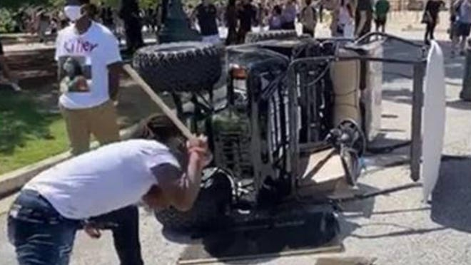 The Texas Department of Public Safety on Friday said six more people had been arrested recently in connection to police brutality protests and demonstrations at the Texas Capitol in late May.