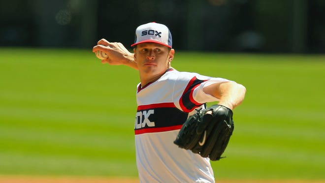Before the elbow injury, Gavin Floyd consistently logged 180 or more innings with the White Sox.