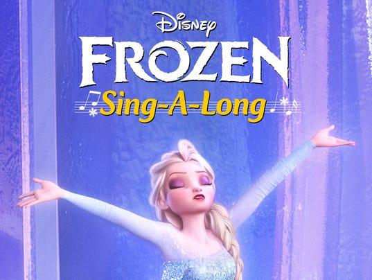 Sing-A-Long Frozen