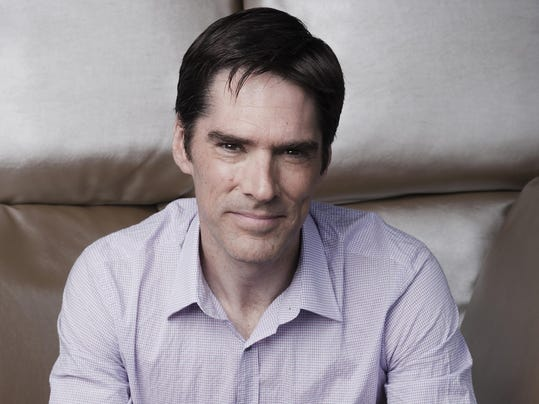 "FILE: Thomas Gibson Fired From CBS' ""Criminal Minds"" 51st Monte Carlo TV Festival - Portrait Sessions"