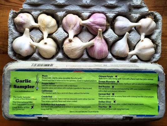 rbf garlic