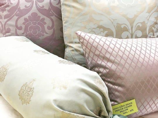 Nancy's Linens decorative pillows