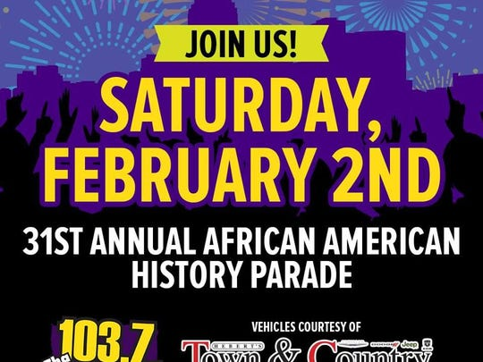 African American History Parade