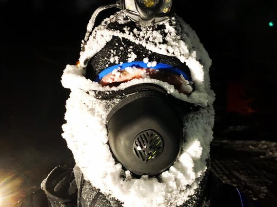 Arrowhead 135: 'Coldest gosh-darn race' is short on finishers
