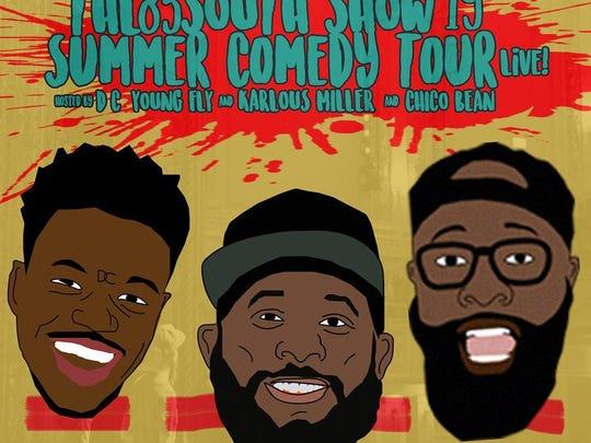 Summer comedy tour