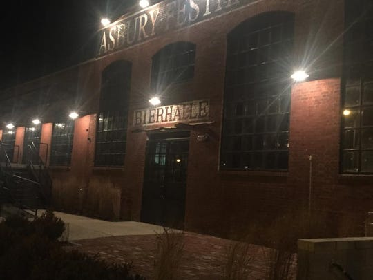 Asbury Festhalle & Biergarten's grand opening is set for Feb. 7.