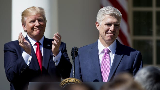 Justice Neil Gorsuch's first opinion focuses heavily on English usage and deference to Congress.