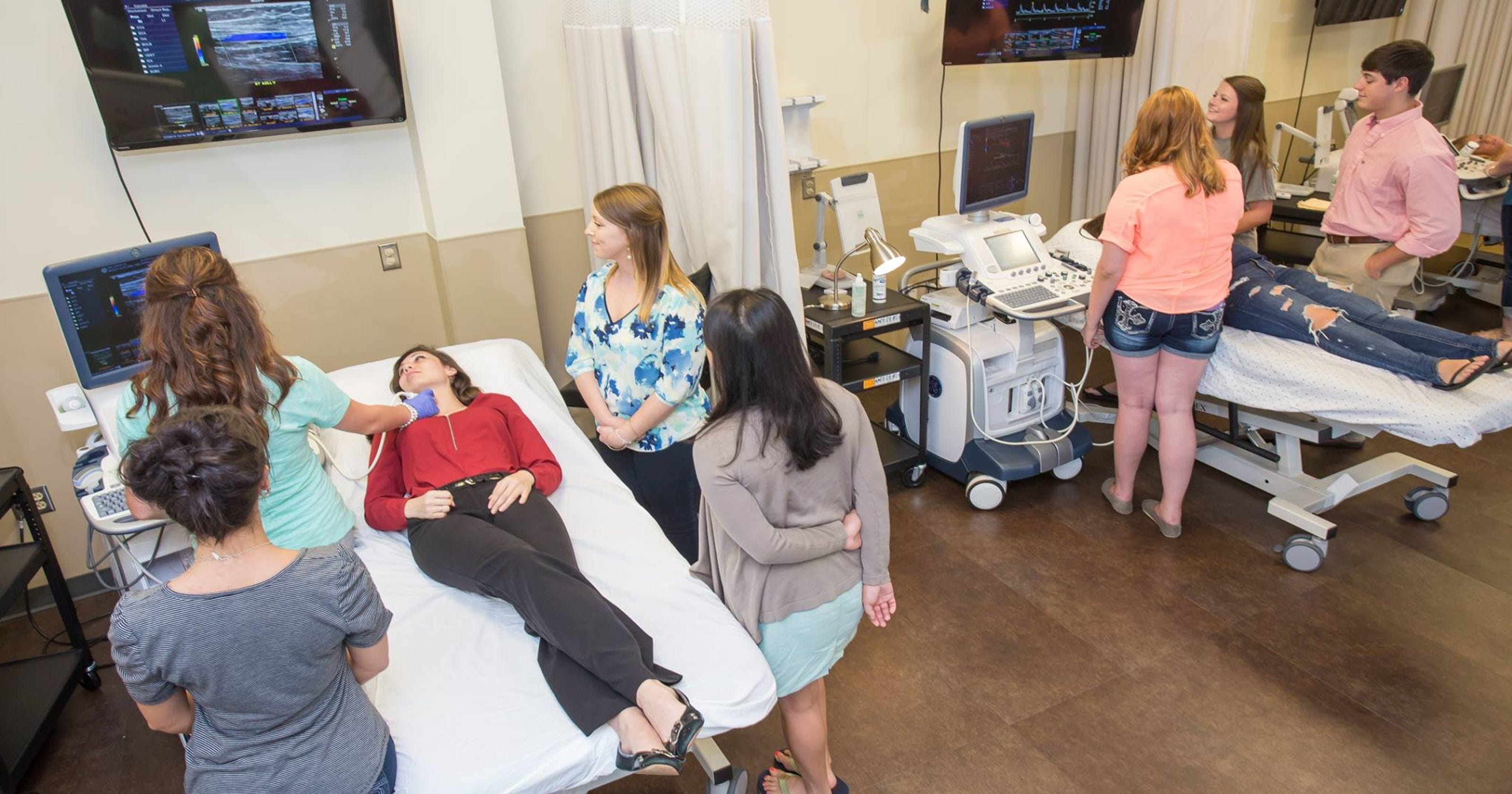 Pregnant women can get a free ultrasound at Vol State