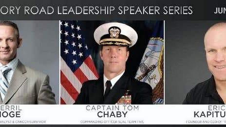 VICTORY ROAD LEADERSHIP SPEAKER SERIES