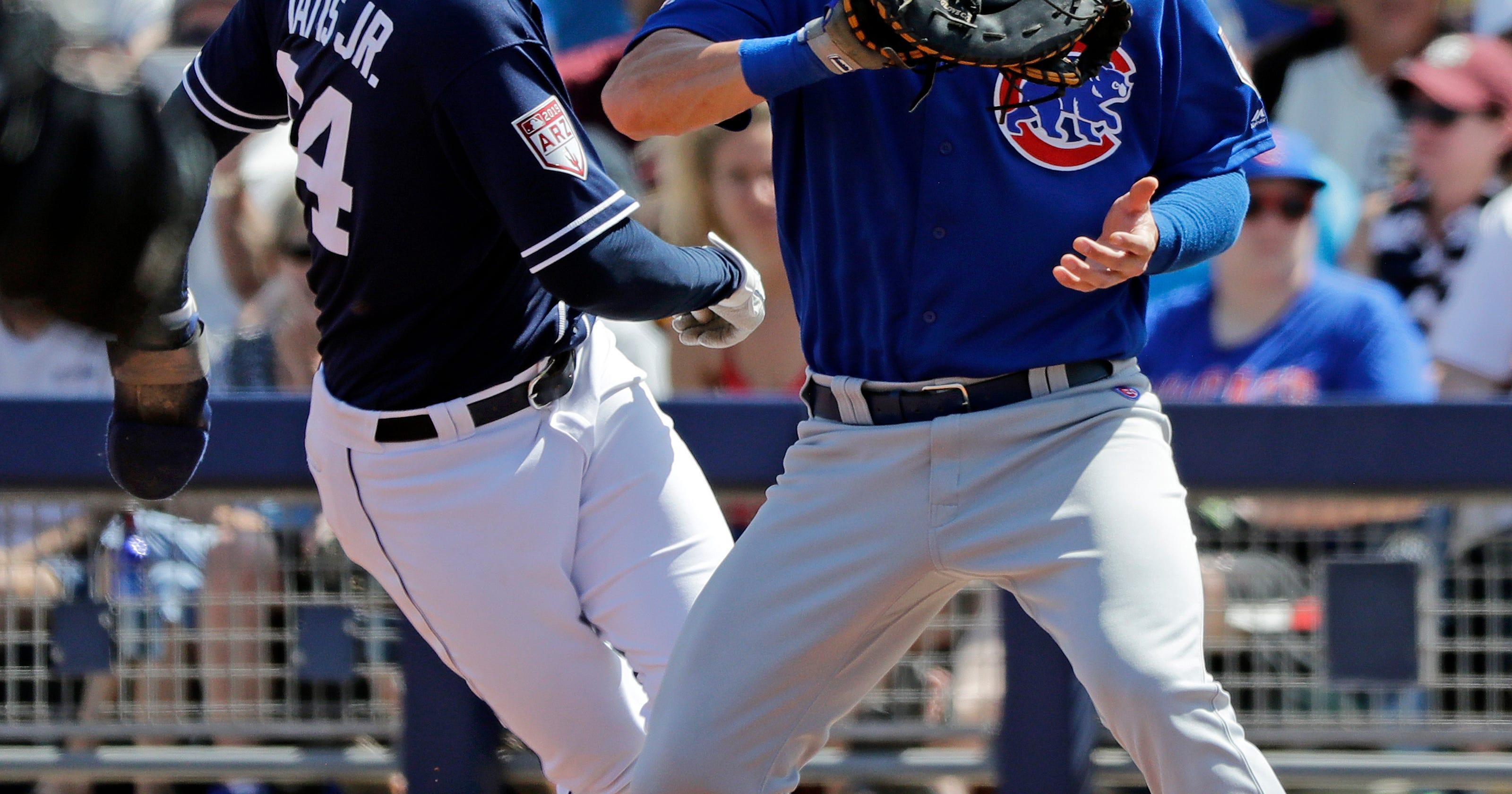 Shortstop Fernando Tatis Jr. Makes Padres Opening Day Roster