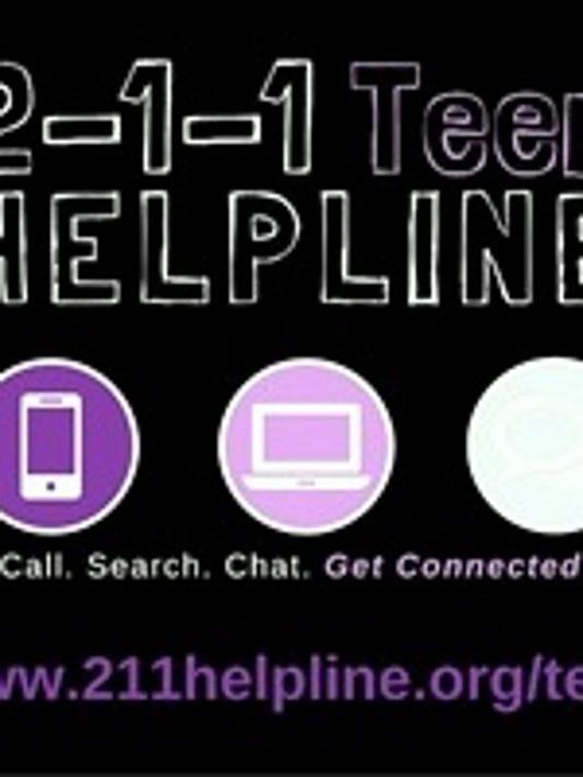ELM 0114 TEEN HELPLINE