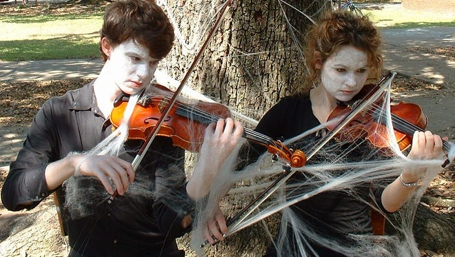 The UL Lafayette Symphony hosts its annual Halloween Concert at 7:30 p.m. Friday at Angelle Hall.