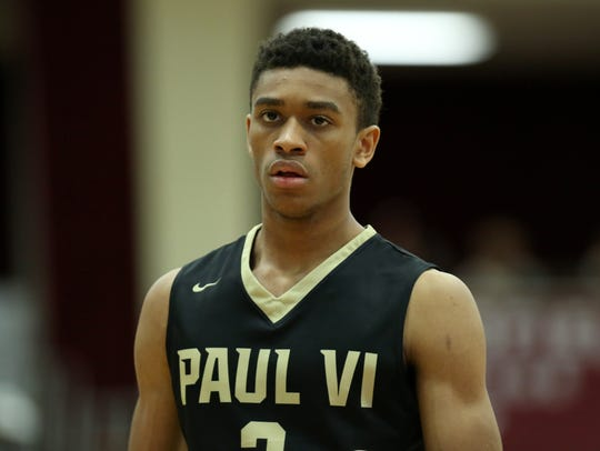 Incoming freshman Aaron Thompson could figure into