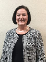 Kathy Cook of Trafalgar Middle School is a finalist for Teacher of the Year.