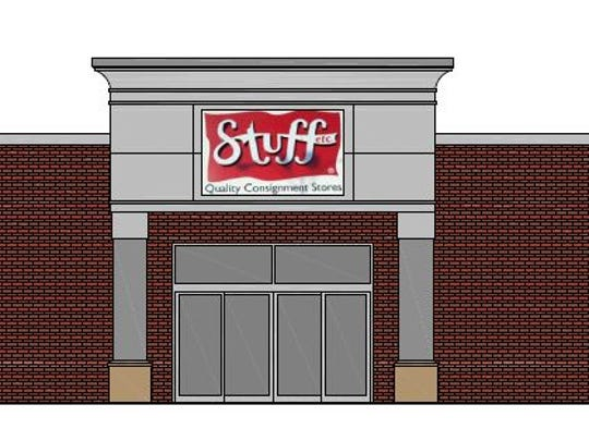Stuff Etc. is expected to take over the former Dahl's grocery store in Clive. The consignment shop is expected to open next year in the revamped space.