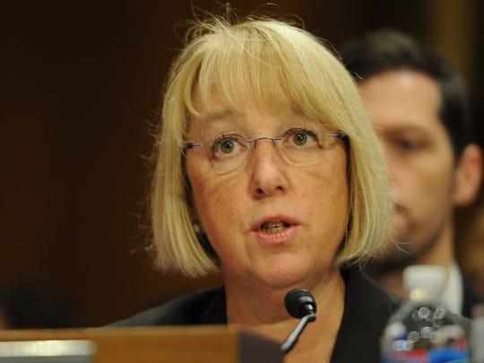 Sen. Patty Murray, D-Wash.
