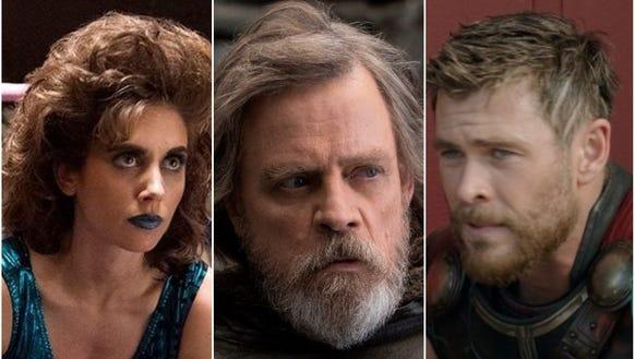 """Glow"" Season 2, ""Star Wars: The Last Jedi"" and ""Thor:"