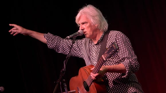 Robyn Hitchcock plays his first Delaware show Saturday in Arden.