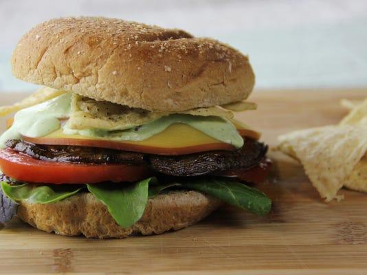 portabella burgers 0518