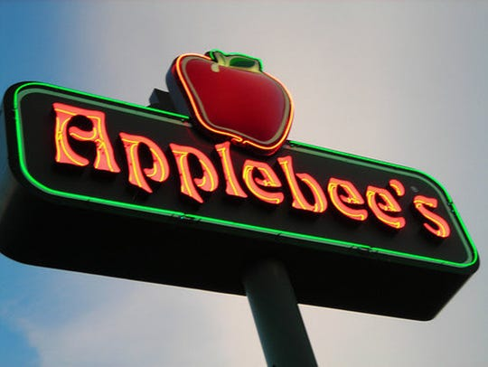 A federal lawsuit that accused an Applebee's restaurant in Hamilton of ignoring black customers was dismissed last week, a few weeks after a defendant notified the court of its bankruptcy proceeding.