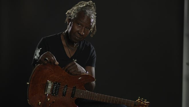 Eddie Turner and his band the Trouble Twins take the stage this weekend in Aztec.