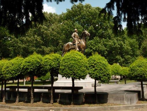 Law Makes Tenn Mark Nathan Bedford Forrest Day
