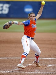 Florida's Delanie Gourley has been added to the Pride's